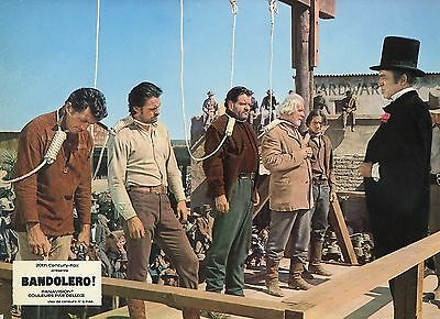 Dean Martin  Bandolero ! 1968 Original French Lobby Card N°7