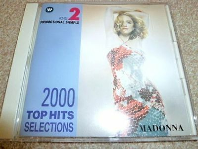 MADONNA - AMERICAN PIE : JAPAN promo-only V.A. promo-only CD : very rare/2000