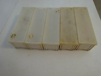 BRAUN PAXIMAT 36 SLIDE MAGAZINES FOR 35mm SLIDES---APPROX. 50-60 YEARS OLD