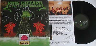 LP King Gizzard & THE LIZARD WIZARD I'm In Your Mind Fuzz - Heavenly hvnlp109