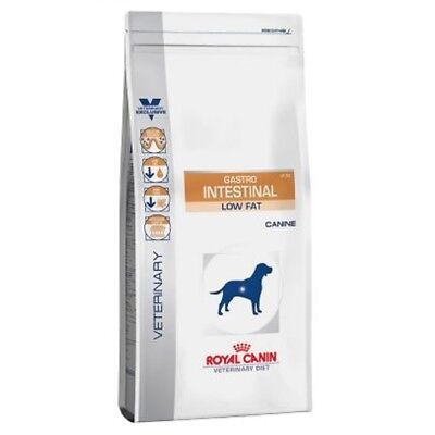 12kg ROYAL CANIN  Gastro Intestinal Low Fat LF 22 Diätfutter von BRAVAM