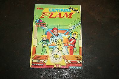 80's Capitaine Flam Special N°4 Bis 50 Pages