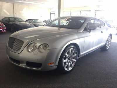 2004 Bentley Continental GT GT Coupe 2-Door low mile clean carfax free shipping warranty exotic luxury cheap finance
