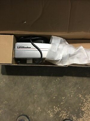 LAST OF THE SILVER ARM Liftmaster LA400 Swing Gate Opener  Gate Operator