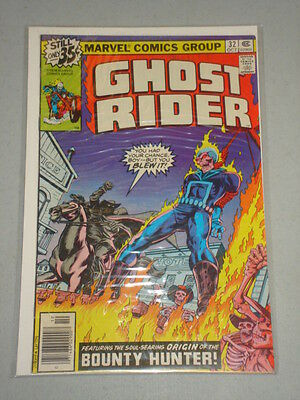 Ghost Rider #32 Vol 1 Marvel Comics October 1978