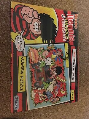 Beno Dennis The Menace And Gnasher Puzzle