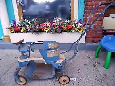 Vintage Blue Taylor Tot Baby Stroller - Good Condition! Pick up only please.