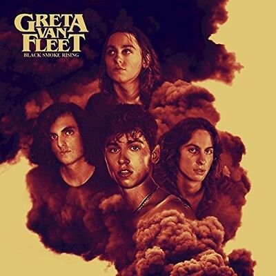 Greta Van Fleet - Black Smoke Rising [New Vinyl LP]