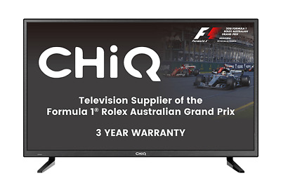 NEW CHiQ 40'' FHD LED TV JUST LANDED SUPERB PIC QUALITY RELIABLE 3 YEAR WARRANTY