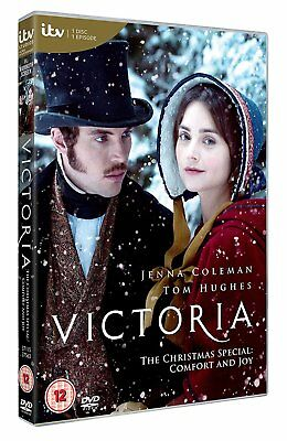 VICTORIA: CHRISTMAS SPECIAL (2017) 'COMFORT AND JOY' Season Series R2 DVD not US