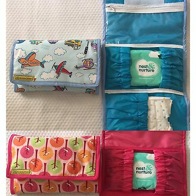 Baby Nappy Clutches Great Gifts For Baby Showers