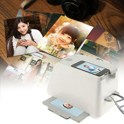 High Res Portable Smartphone Film Scanner Convert to Digital Photos Xmas Gifts