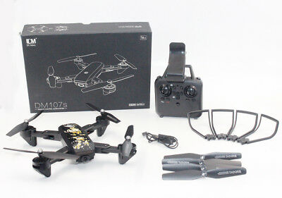 5MP Wide-angle 3D Flip 2.4G 6Axis HD Camera WiFi Quadcopter Foldable Drone
