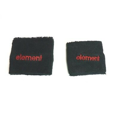 Poignets ELEMENT Stand Logo Black