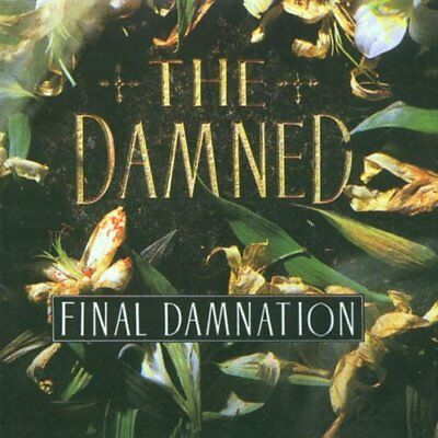 The Damned - Final Damnation - The Damned CD 72VG The Cheap Fast Free Post The