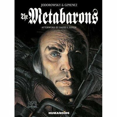 The Metabarons: Humanoids 40th Anniversary Edition Alex