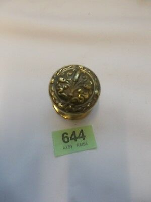Vintage Brass  Door Knob / Handles Door Furniture Handle 644