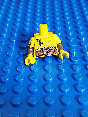 10 LEGO-MINIFIGURES SERIES X 1 AXE  FOR THE TOMAHAWK WARRIOR SERIES 10 PARTS