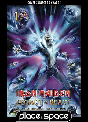 Iron Maiden: Legacy Of The Beast #1A (Wk45)