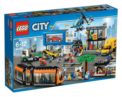 LEGO City Stadtzentrum (60097)