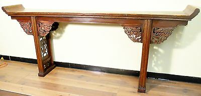 Antique Chinese Altar Table (5028), Circa 1800-1849