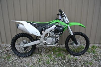 2015 Kawasaki KX  Kawasaki KX450F 4-stroke  MX Motorcycle  Low Hours   $349 Nationwide Shipping