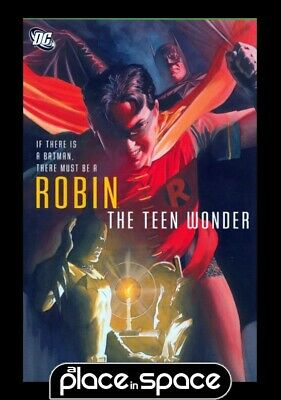 Robin Teen Wonder  - Softcover