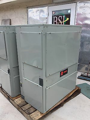 trane 2 5 ton ac unit furnace trane commercial central air conditioner ton handler twe060 12 airconditioning package unit new