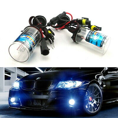 Pair 35W AC Aftermarket HID Replacement Bulbs, H1 H3 H4 H7 H11 H13 880 9005 9006