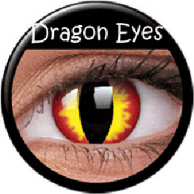 Lentilles dragon eyes colourvue (annuelles) Phantasee