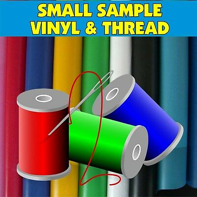 JUMPING CASTLE SALE VINYL AND THREAD KIT sample repair pack