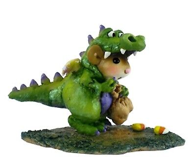 wee forest folk m-377 Dragon Dress Up - Mint Condition
