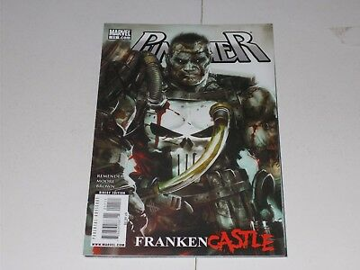 The Punisher 11 (2010) Franken-Castle