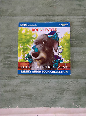 The Giggler Treatment Roddy Doyle CD audiobook Read By Tommy Tiernan