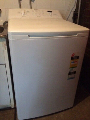 fisher and paykel 6kg front loader washing machine manual