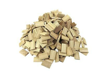400 Pack 5mm x 19mm x 30mm Beechwood Loose Tenons for use with Festool Domino DF