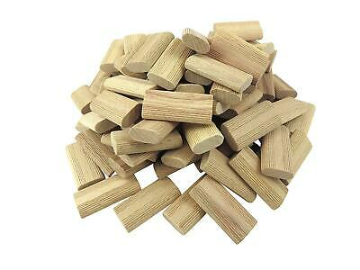 100 Pack 10mm x 24mm x 50mm Beechwood Loose Tenons for use w/ Festool Domino DF