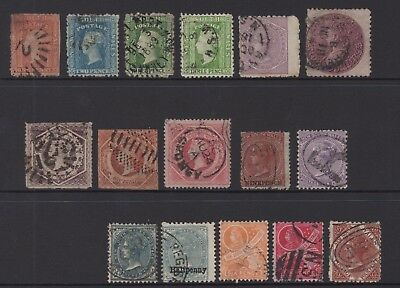 Australia State Stamps - NSW - see 2 pages
