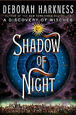 Shadow of Night  (NoDust) by Deborah Harkness