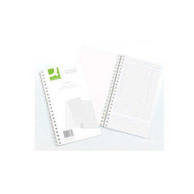 Q-Connect Things To Do Today Book Wirebound 115 Pages