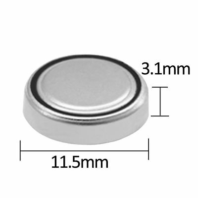 20 x 1.5V Button Coin Cell AG10 LR1130 LR54 189 389A Alkaline Watch,Toys Battery