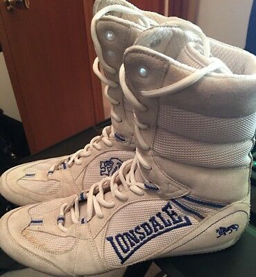 Londale Boxing Boots/Shoe Size 10 US