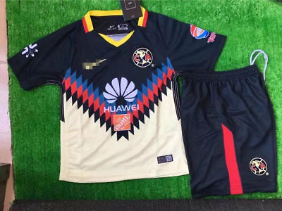 2017/2018 Club America Home Soccer Jersey Children's set
