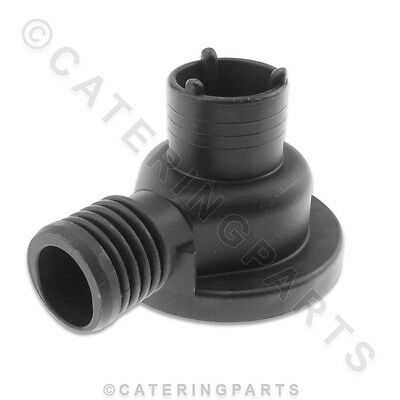 PH03 DISH-WASHER DRAIN PUMP PLASTIC HOUSING HEAD 35mm INLET 31mm OUTLET SCREW ON