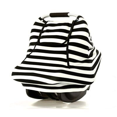 Stretchy Baby Car Seat Covers For Boys GirlsInfant Car Canopy Winter Autumn Sp
