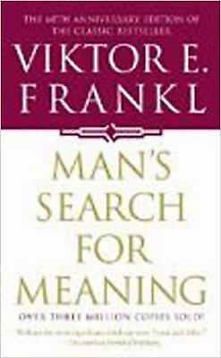Man's Search for Meaning : An Introduction to Logotherapy  (ExLib)