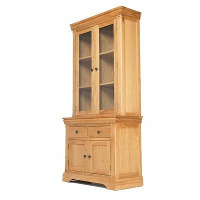 Small Dresser Top + Sideboard - French Style Dresser - Rustic - Solid Oak