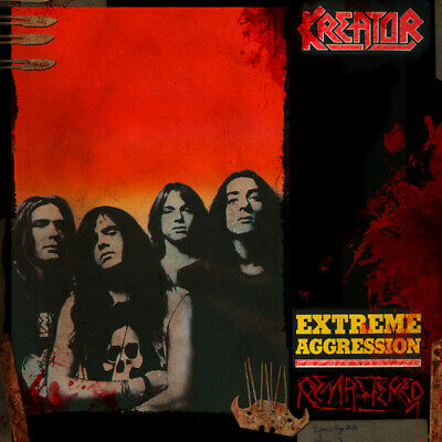 Kreator - Extreme Aggression [New CD] Explicit