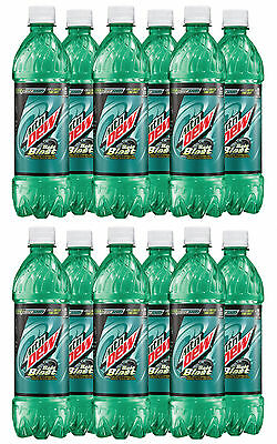 Mountain Dew Baja Blast x12 16.9oz Bottles (Unopened) Discontinued. Ships fast!