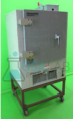 Despatch LAD1-42-3 LAD Series Forced Air Industrial Oven on Rolling Cart